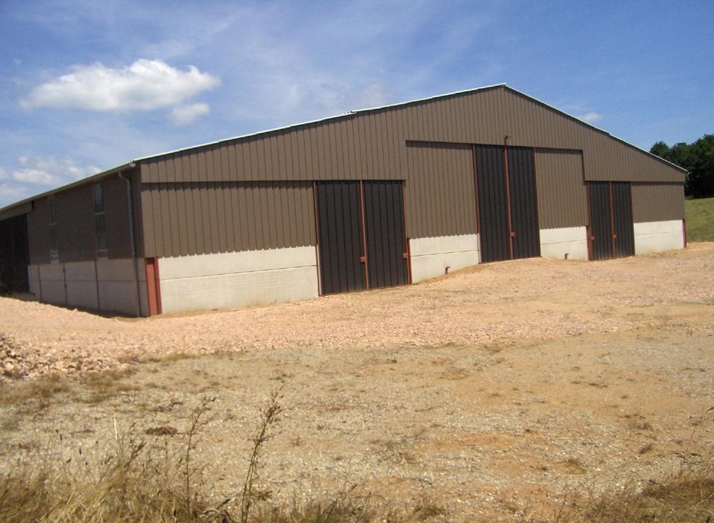 Hangar Agricole Prix Perfect Prix Bas Espace Cadre En Acier Structure Conception De La Volaille  # Batiment Bois Agricole