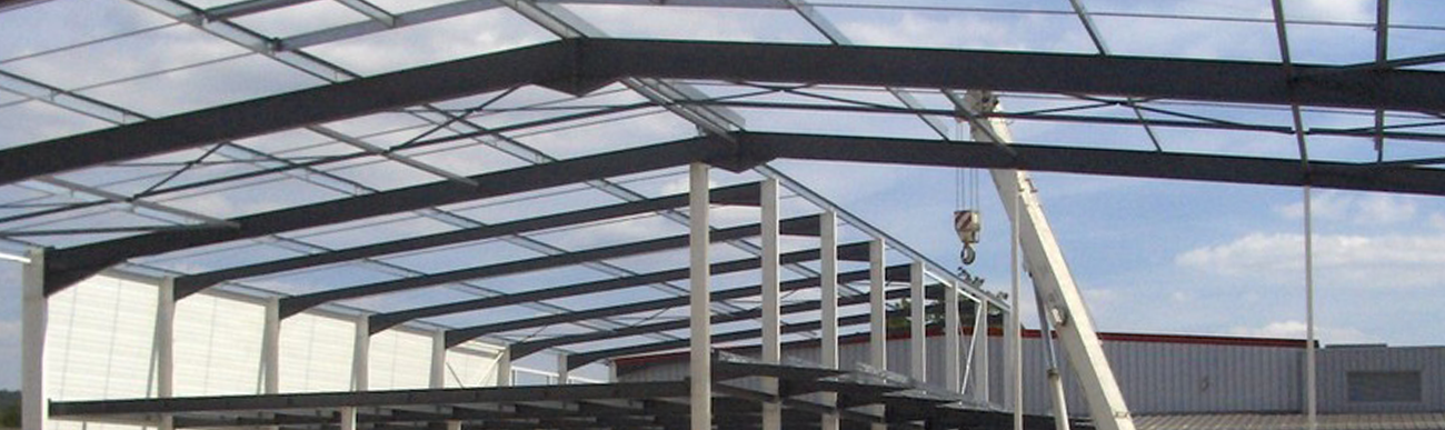 Hangars métalliques en Bourbonnais et Auvergne